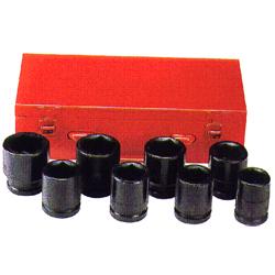 Κασετίνα Καρυδάκια Αέρος ¾ 8 τεμ. 26-38 mm Force