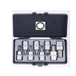 Κασετίνα Καρυδάκια Allen ½ 8 τεμ. 5-17 mm Force