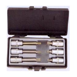 Κασετίνα Καρυδάκια Σετ Πολύσφηνα Allen ½ 6 τεμ. 6-12mm Force