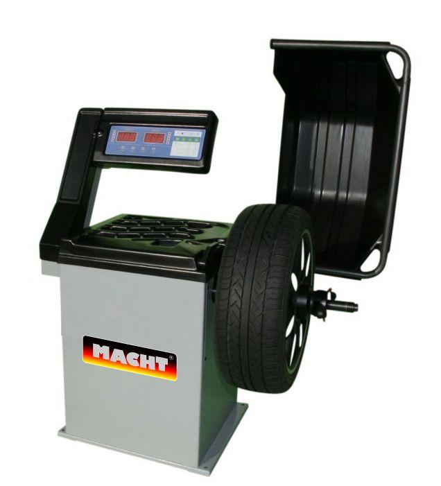 Ζυγοστάθμιση ελαστικών Ι.Χ. MACHT BL90 Γερμανίας