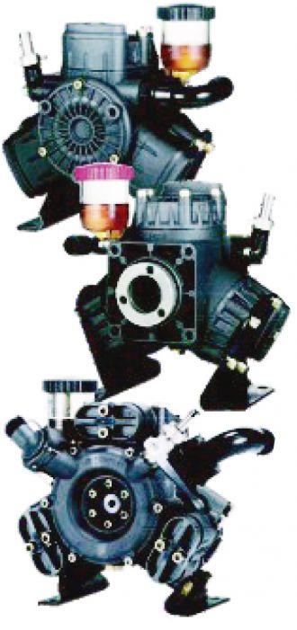 Μεμβρανοφόρα αντλία υψηλής πίεσης 550 στροφών 2.4hp