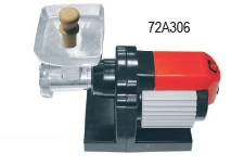 Ηλεκτρική μηχανή αλέσεως κιμά-λουκάνικου Ιταλίας(270 WATT)  με ανοξείδωτο δοχείο και κόσκινο Ø6  παραγωγή 20 kg/h