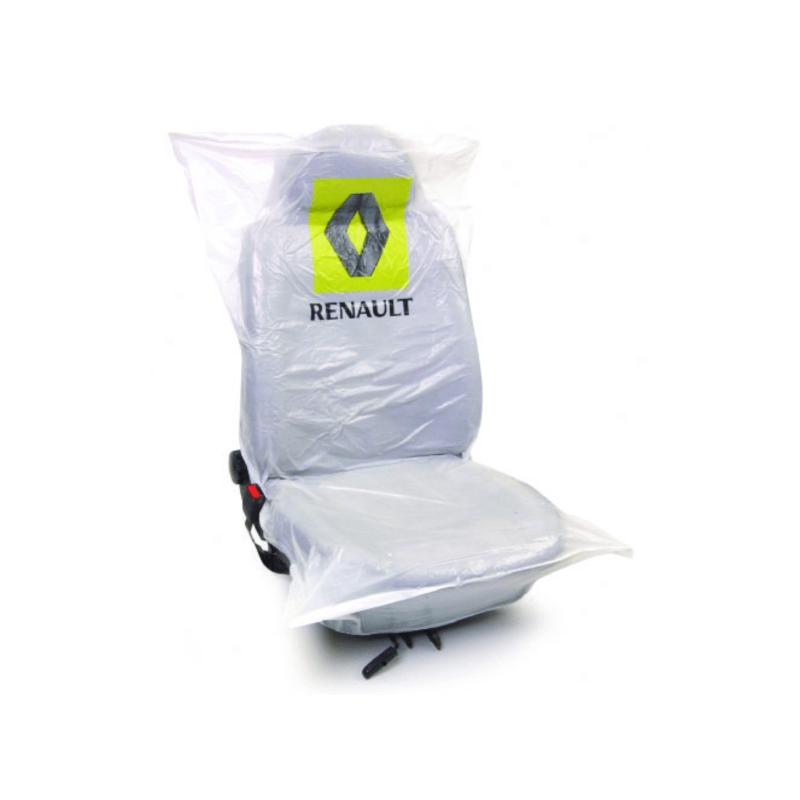 Ρολό καθισμάτων πλαστικό RENAULT 500 τεμάχια