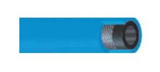 Σωλήνας ψεκασμού 40 bar , μπλέ ματ , 1/4 inch - 50m