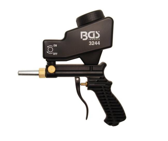 Πιστόλι αμμοβολής αέρος με κάδο