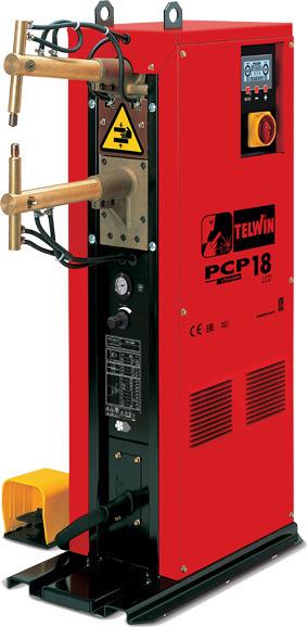 TELWIN PCP 18 ΜΗΧΑΝΗ ΠΟΝΤΑΣ 9700A