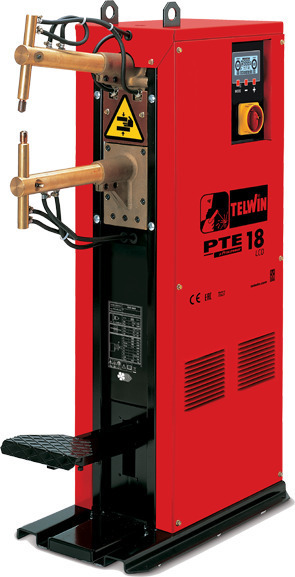 Telwin PTE 18 lcd Μηχανή Πόντας 9700A