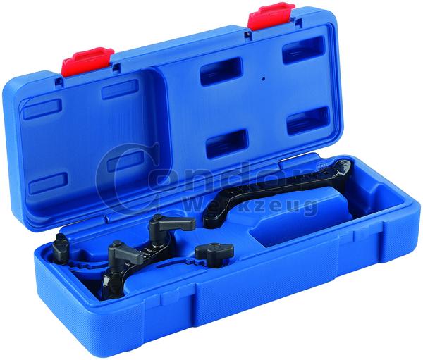 Universal εργαλείο κλειδώματος εκκεντροφόρου για βενζινοκινητήρες και πετρελαιοκινητήρες