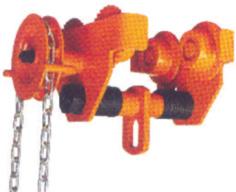Φορεία βαρούλκων αλυσίδας με αλυσίδα μεταφοράς 10 μέτρων 2000kg