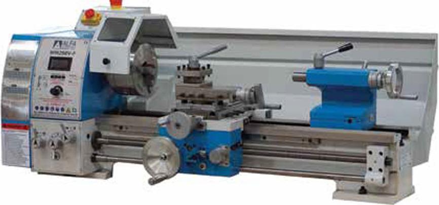 ALFA - AL 750x250 - Μηχανουργικός Τόρνος (750V)