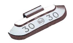 Καρφωτά Αντίβαρα 25 gr (Τεμ. 100)
