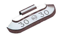 Καρφωτά Αντίβαρα 30 gr (Τεμ. 100)