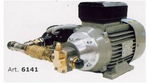 Αντλία Ηλεκτρική 220V- Απόδοσης λαδιών
