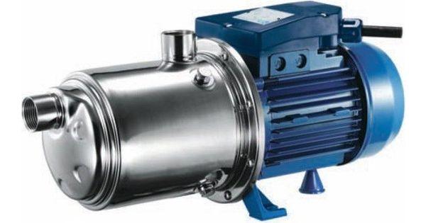 Αντλία πολυβάθμια  τύπου U3S-90/4 , 0,9 Hp , 220 Volt