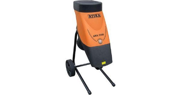 Ηλεκτρικός Βιοθρυμματιστής AMA 2500 της ATIKA