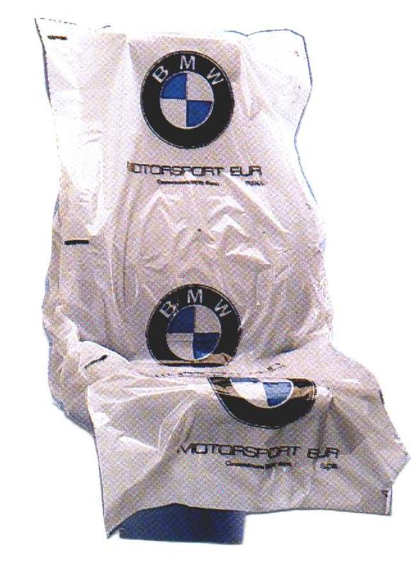 Ρολό καθισμάτων πλαστικό BMW  500 τεμάχια