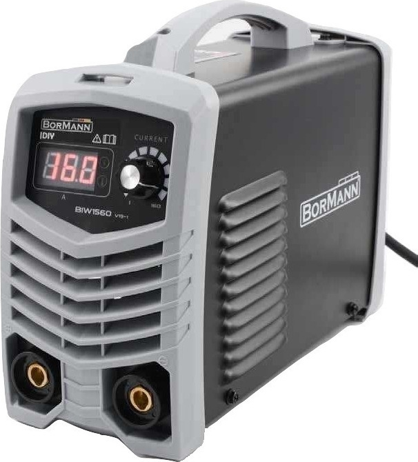 Ηλεκτροκόλληση Inverter 160A BORMANN BIW1560