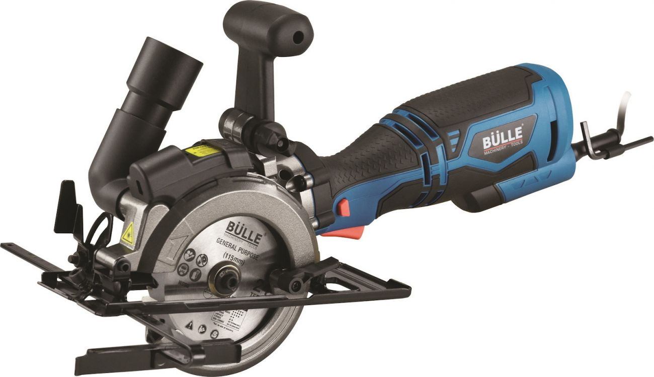 BULLE - Δισκοπρίονο Χειρός 710W 115mm