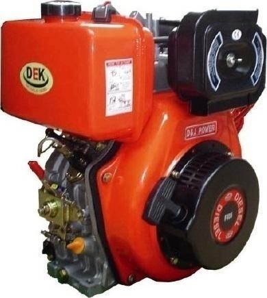 Πετρελαιοκινητήτας DEK F460 12hp με κώνο 25.4 3600 στροφών