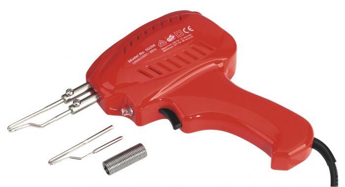 Soldering Gun Kit 100W Hλεκτρικό κολητήρι