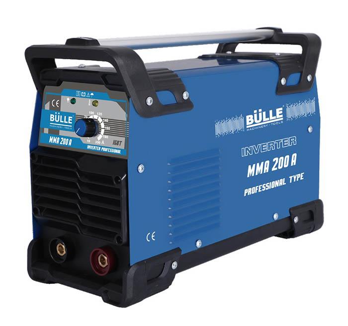BULLE - MMA 200 Ηλεκτροσυγκόλληση Inverter Professional 200A