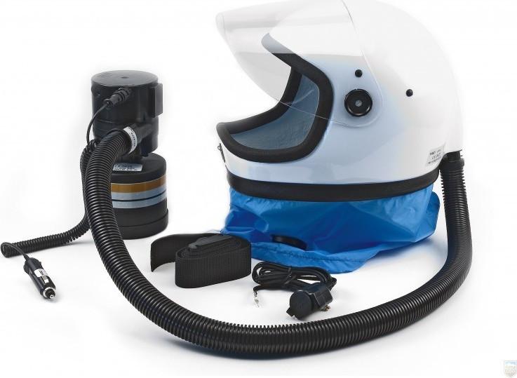 Κάσκα προστασίας για ψεκασμούς και ραντίσματα ΚASCO Κ80S-T9
