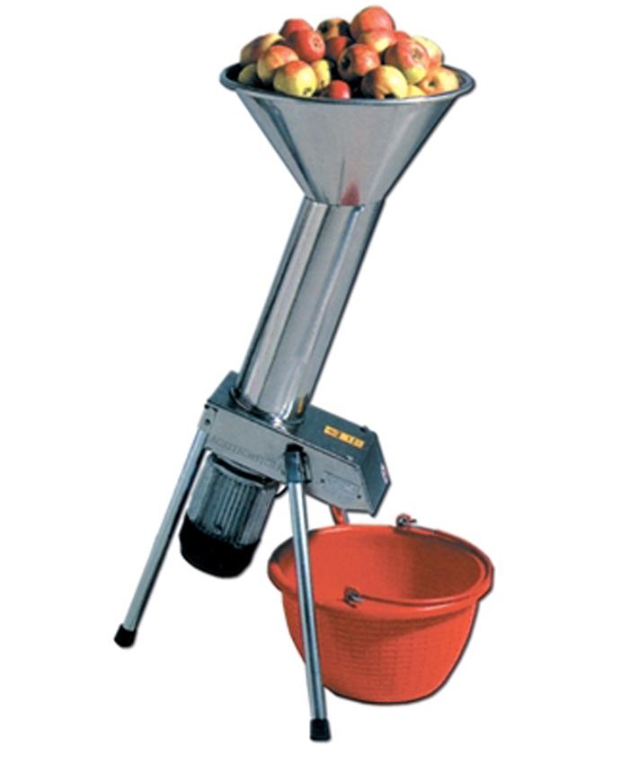 Μύλος φρούτων (Μήλα-Αχλάδια-Κυδώνια κτλ) Tiger Plast MULI-MIX 800Kg/h