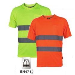 Μπλουζάκι T-Shirt φωσφορούχο