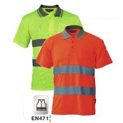 Μπλουζάκι Polo φωσφορούχο