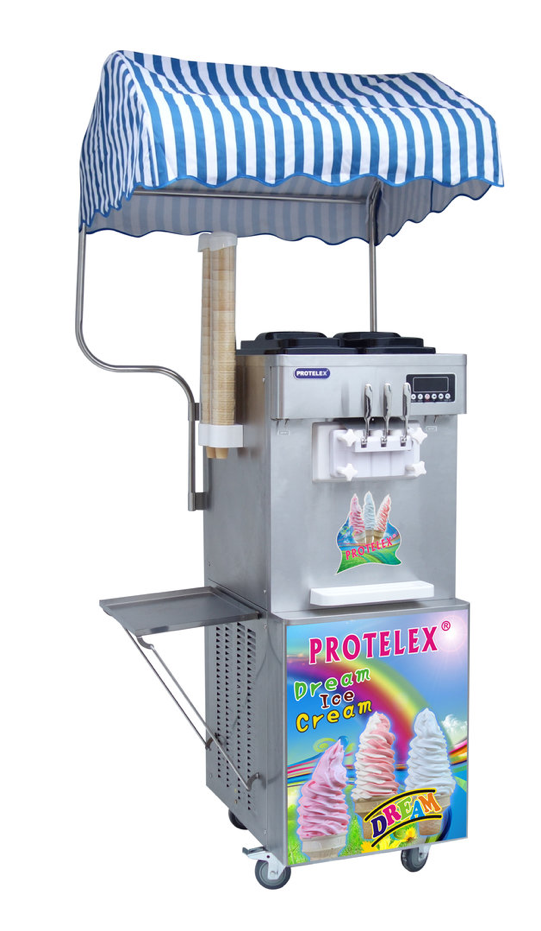 Εξοπλισμός παγωτού