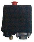 Πιεσοστάτης 220V 12 bar κουμπωτός