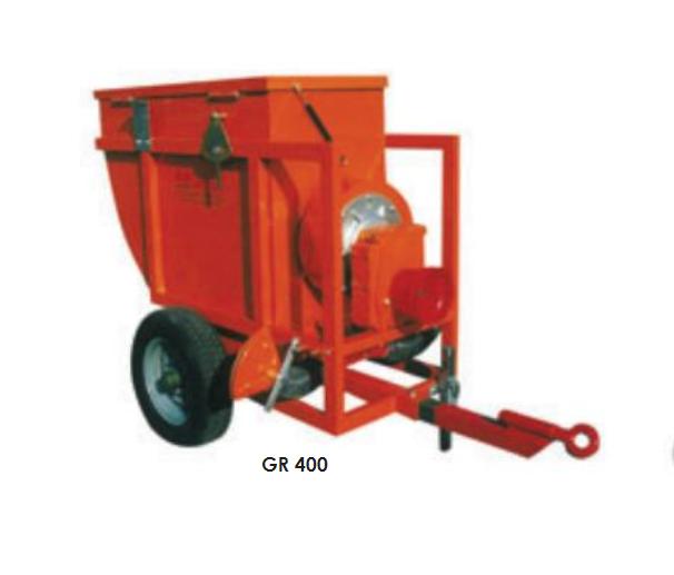 Θειωτήρας συρώμενος GAMBERINI GR 400