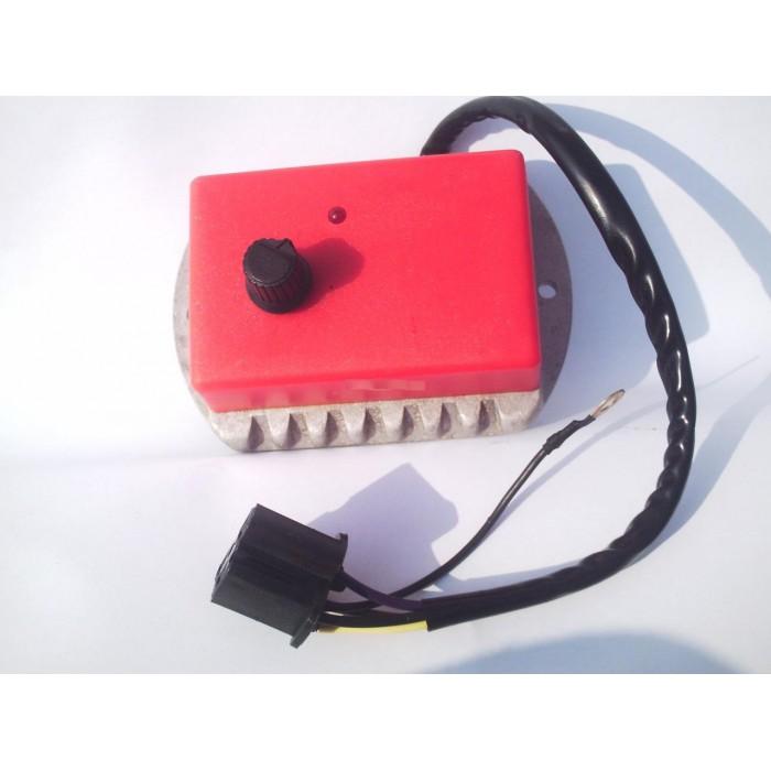 Ρυθμιστής - ροοστάτης ταχύτητας ραβδιστικού 10-28 Volt