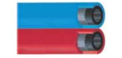 Σωλήνας οξυγόνου - ασετυλίνης διπλός 50°C - 20bar ,ρολό 50m