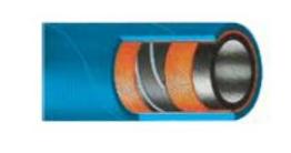 Σωλήνας σπιράλ χημικών - οξέων 3/4 inch , 10bar 40m