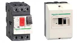 Διακόπτης με θερμικό - 9-14 amp 5,5hp