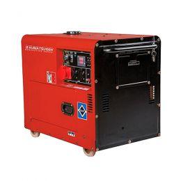 Γεννήτρια Πετρελαίου κλειστού τύπου με Μίζα 220V GP9500MA