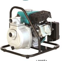 Αντλία νερού βενζινοκίνητη 3HP 4T LEO LGP15A