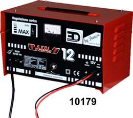 Φορτιστής μπαταριών 12V 10Α