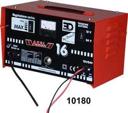 Φορτιστής μπαταριών 12-24V 15Α