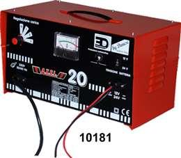 Φορτιστής μπαταριών 12-24V 20Α