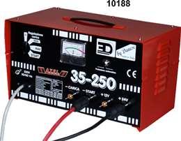 Φορτιστής Εκκινητής μπαταριών 12-24V 30Α