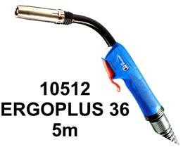 Τσιμπίδα MIG ERGOPLUS 36 TRAFIMET 5m
