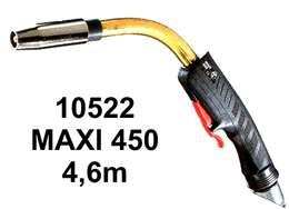 Τσιμπίδα MIG ΜΑΧΙ 450 TRAFIMET 4,6m