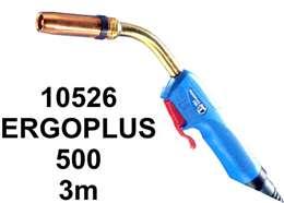 Τσιμπίδα MIG ERGOPLUS 500 TRAFIMET 3m