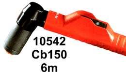 Τσιμπίδα PLASMA 100A -150A CB150 TRAFIMET 6m