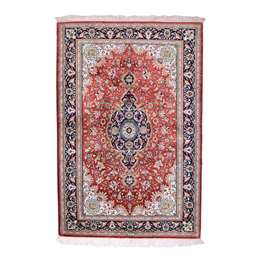 Ghom Seide 150 x 100 cm Persian Rug