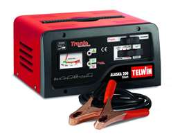 Φορτιστής - εκκινητής μπαταρίας 12/24V ALASKA 200 TELWIN