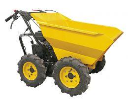 Μηχανοκίνητο Ανατρεπόμενο καρότσι 300kg 6,5hp EXPRESS
