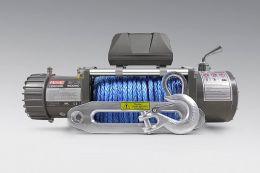 Winch MorE 4x4 ECONO 12000lbs SR 12V, συνθετικό σχοινί